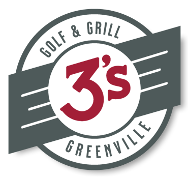 3's Golf & Grill Greenville SC