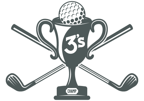 3's Greenville Golf & Grill